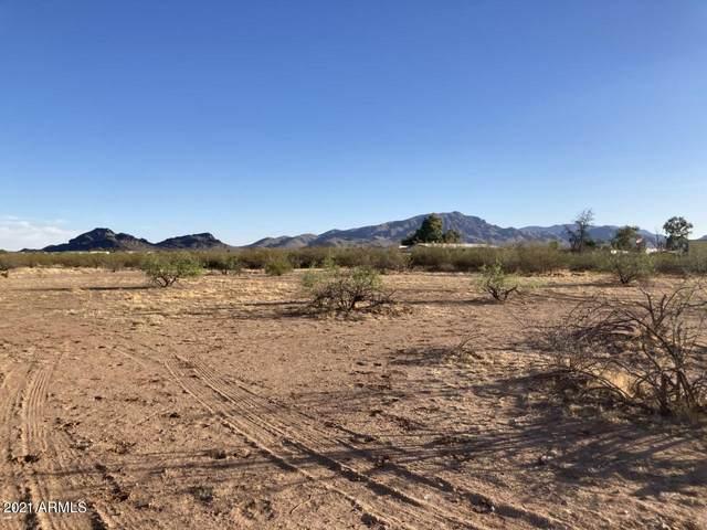 0 W Longrifle Road, Aguila, AZ 85320 (MLS #6247865) :: Yost Realty Group at RE/MAX Casa Grande