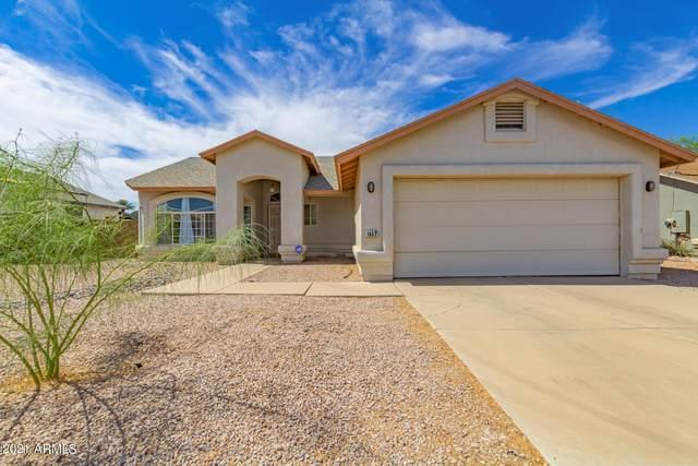 1657 E Krystal Street, Casa Grande, AZ 85122 (MLS #6247882) :: Devor Real Estate Associates