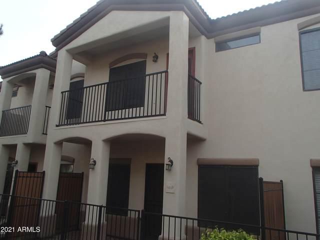 3150 E Beardsley Road #1036, Phoenix, AZ 85050 (MLS #6247886) :: Devor Real Estate Associates