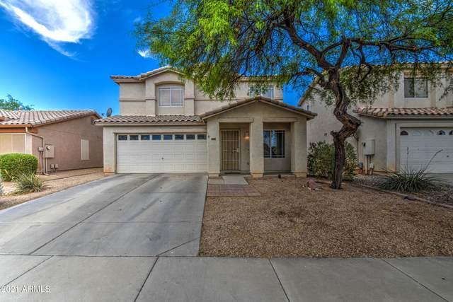 13962 N 132ND Lane, Surprise, AZ 85379 (MLS #6247902) :: Conway Real Estate