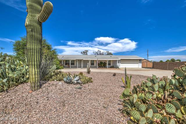40795 N Chisolm Trail, San Tan Valley, AZ 85140 (MLS #6247911) :: Arizona Home Group