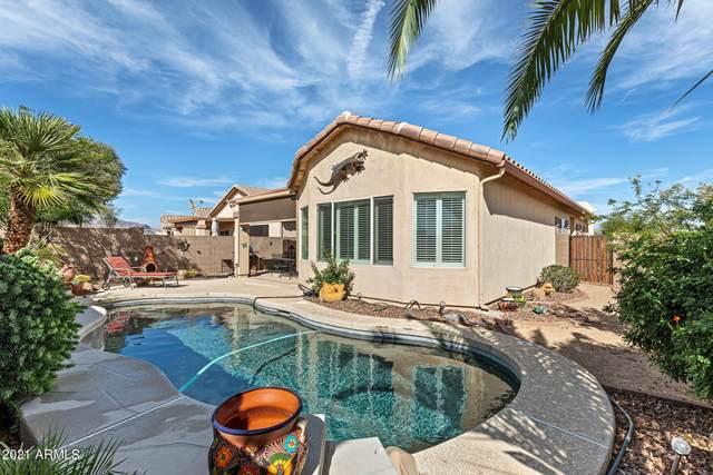 10718 E Secret Canyon Road, Gold Canyon, AZ 85118 (MLS #6247920) :: The Copa Team | The Maricopa Real Estate Company