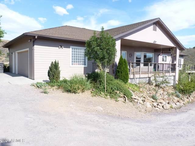 15146 E Lazy River Drive, Dewey, AZ 86327 (MLS #6247922) :: Lucido Agency