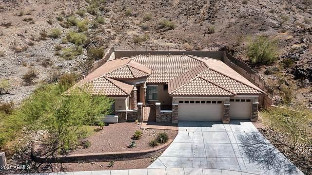 2722 W Hiddenview Drive, Phoenix, AZ 85045 (MLS #6247927) :: Yost Realty Group at RE/MAX Casa Grande
