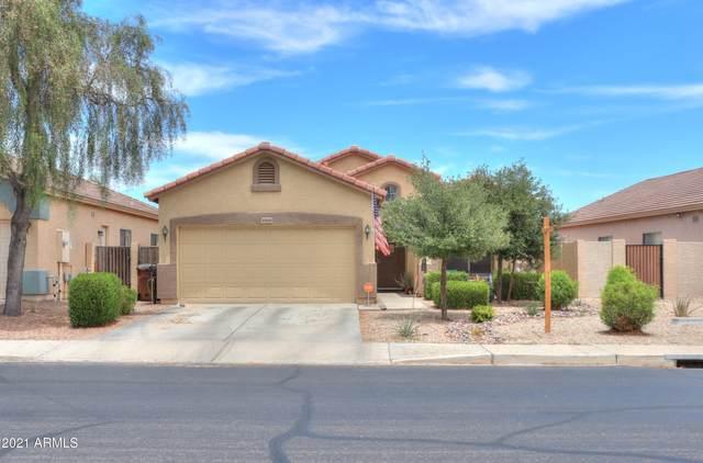 44910 W Alamendras Street, Maricopa, AZ 85139 (MLS #6247929) :: Zolin Group
