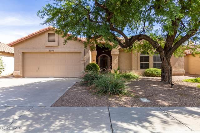 3242 W Thude Drive, Chandler, AZ 85226 (MLS #6247939) :: Yost Realty Group at RE/MAX Casa Grande