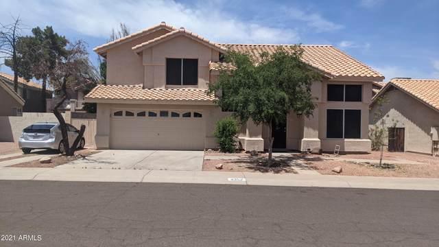 4352 E Amber Ridge Way, Phoenix, AZ 85048 (MLS #6247959) :: Dave Fernandez Team | HomeSmart