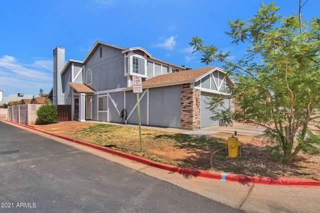 1915 S 39TH Street #85, Mesa, AZ 85206 (MLS #6247965) :: Yost Realty Group at RE/MAX Casa Grande