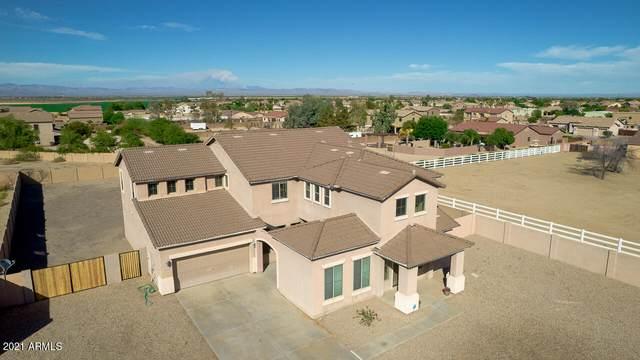 31685 N Sunflower Way, San Tan Valley, AZ 85143 (MLS #6247971) :: Yost Realty Group at RE/MAX Casa Grande