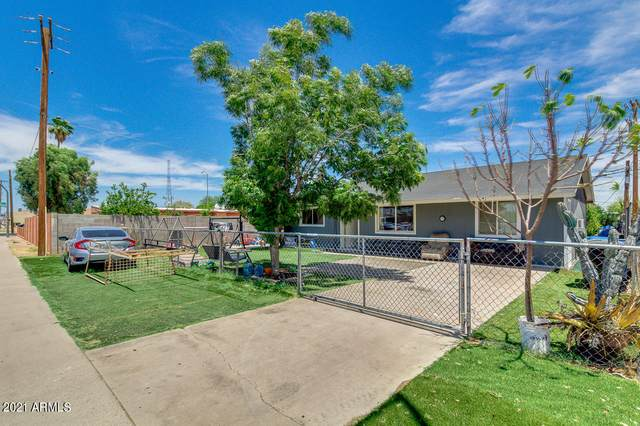 617 S Center Street, Mesa, AZ 85210 (MLS #6247982) :: CANAM Realty Group