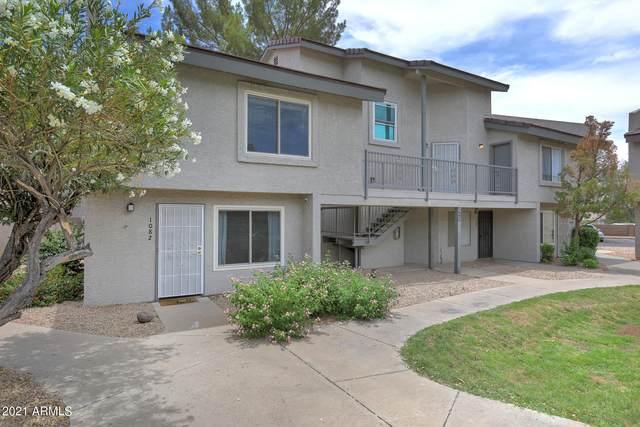 19601 N 7TH Street #1082, Phoenix, AZ 85024 (MLS #6247999) :: Power Realty Group Model Home Center