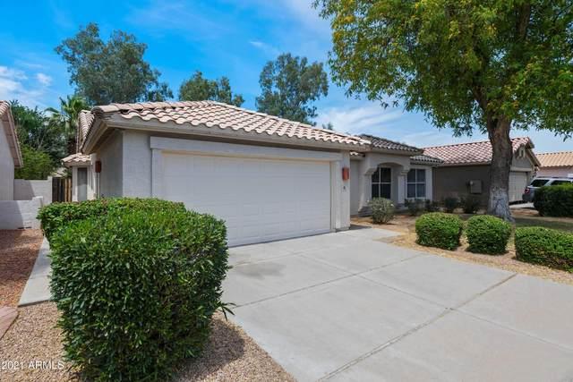 682 E Kent Avenue, Chandler, AZ 85225 (MLS #6248007) :: Lucido Agency
