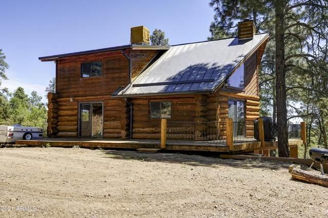 5815 W Rustic Trail, Prescott, AZ 86305 (MLS #6248018) :: Yost Realty Group at RE/MAX Casa Grande