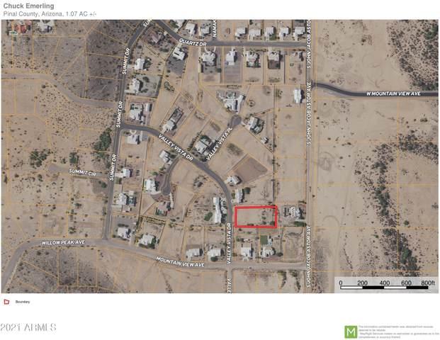 8733 S Valley Vista Drive, Casa Grande, AZ 85193 (MLS #6248038) :: Devor Real Estate Associates