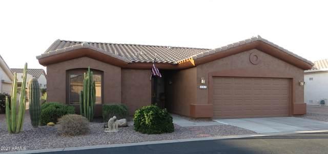 2101 S Meridian Road #297, Apache Junction, AZ 85120 (MLS #6248046) :: RE/MAX Desert Showcase