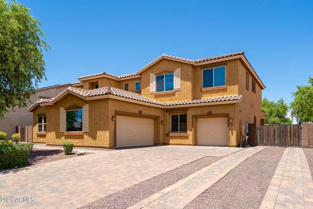 17976 W Roma Avenue, Goodyear, AZ 85395 (MLS #6248057) :: Yost Realty Group at RE/MAX Casa Grande