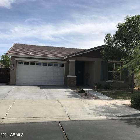 22375 E Cherrywood Drive, Queen Creek, AZ 85142 (MLS #6248064) :: The Helping Hands Team