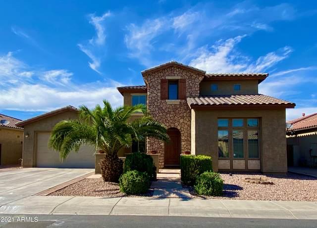 302 W Aster Drive, Chandler, AZ 85248 (MLS #6248073) :: Yost Realty Group at RE/MAX Casa Grande