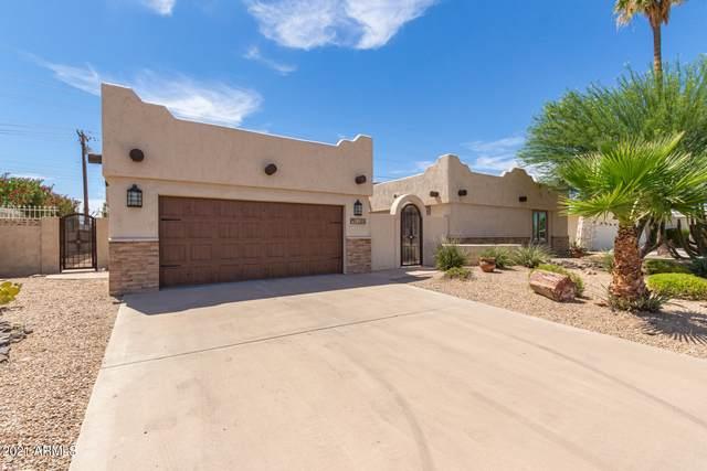11205 W Granada Drive, Sun City, AZ 85373 (MLS #6248081) :: Yost Realty Group at RE/MAX Casa Grande