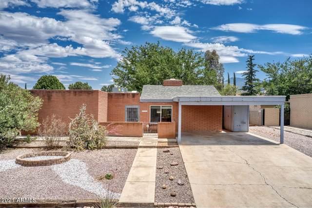 2908 Brae Burn Street, Sierra Vista, AZ 85650 (MLS #6248083) :: The Riddle Group