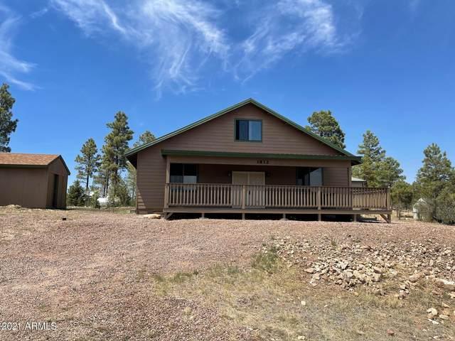 1812 Mus Heart Trail, Heber, AZ 85928 (MLS #6248088) :: Walters Realty Group