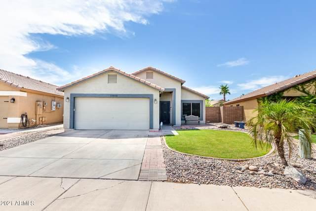 13006 N 130TH Drive, El Mirage, AZ 85335 (MLS #6248094) :: Devor Real Estate Associates