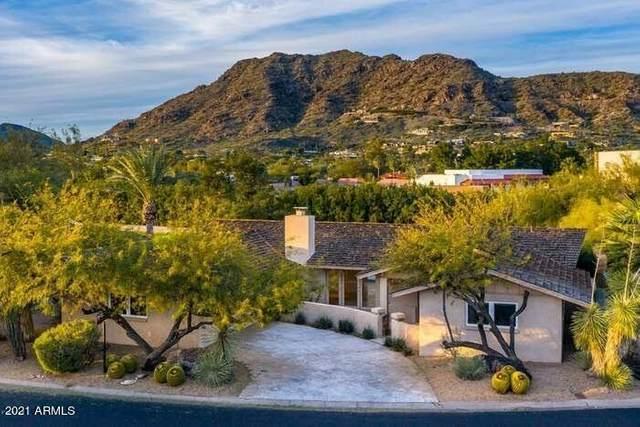 5635 E Lincoln Drive #8, Paradise Valley, AZ 85253 (MLS #6248104) :: Yost Realty Group at RE/MAX Casa Grande