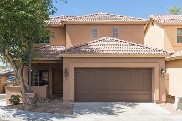 3618 N 38TH Street #6, Phoenix, AZ 85018 (MLS #6248110) :: Yost Realty Group at RE/MAX Casa Grande
