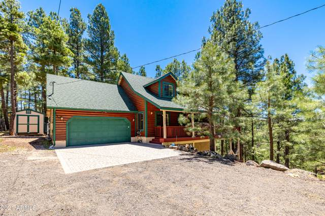 3048 Kweo Trail, Flagstaff, AZ 86001 (MLS #6248125) :: Yost Realty Group at RE/MAX Casa Grande