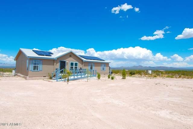 1890 E Zachary Way, Huachuca City, AZ 85616 (MLS #6248135) :: Yost Realty Group at RE/MAX Casa Grande