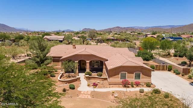 820 E Shawna Court, Phoenix, AZ 85086 (MLS #6248139) :: Conway Real Estate