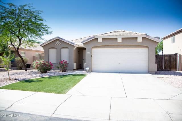1577 E Elaine Drive, Casa Grande, AZ 85122 (MLS #6248158) :: Devor Real Estate Associates