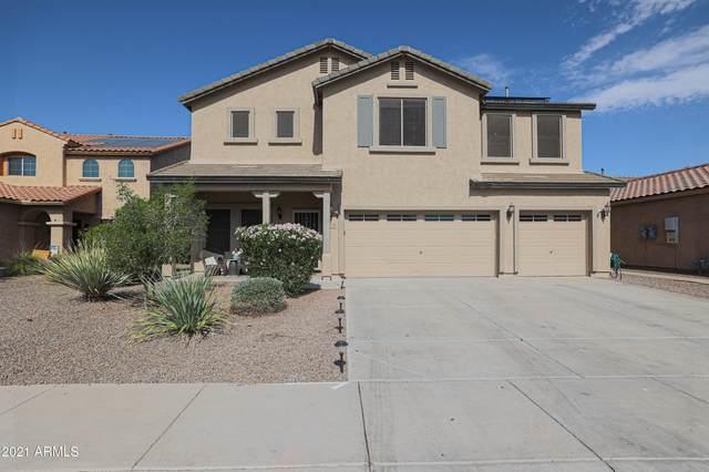 20787 N 259TH Drive, Buckeye, AZ 85396 (MLS #6248162) :: Long Realty West Valley
