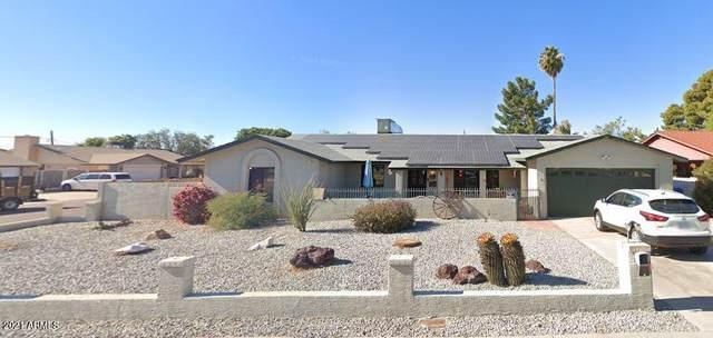 2194 W Sharon Avenue, Phoenix, AZ 85029 (MLS #6248178) :: Executive Realty Advisors
