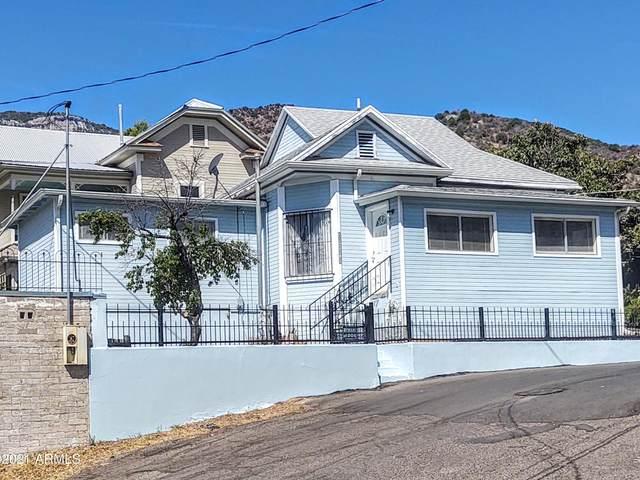 302 O'hara Avenue, Bisbee, AZ 85603 (MLS #6248181) :: Keller Williams Realty Phoenix
