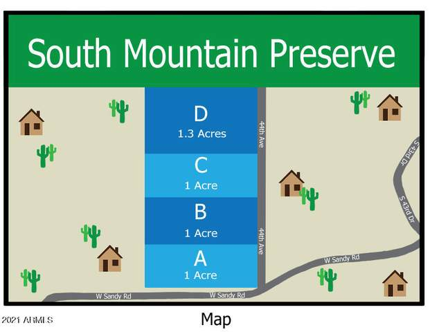 1410x S 44th Avenue, Laveen, AZ 85339 (MLS #6248200) :: Executive Realty Advisors
