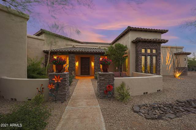 31704 N 139th Place, Scottsdale, AZ 85262 (MLS #6248206) :: Power Realty Group Model Home Center