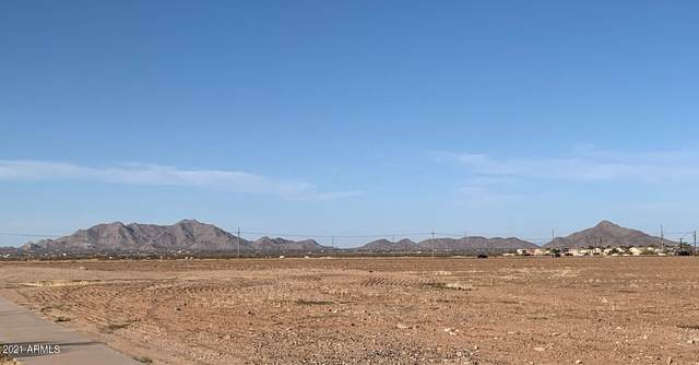 0 E Kortsen Road, Casa Grande, AZ 85122 (MLS #6248209) :: The Newman Team