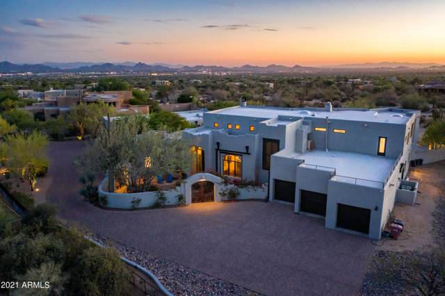 22500 N 97TH Street, Scottsdale, AZ 85255 (MLS #6248229) :: Yost Realty Group at RE/MAX Casa Grande