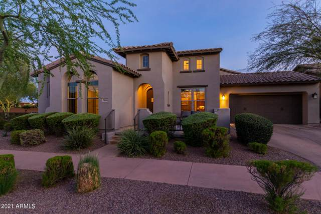 9233 E Desert Arroyos, Scottsdale, AZ 85255 (MLS #6248239) :: Nate Martinez Team