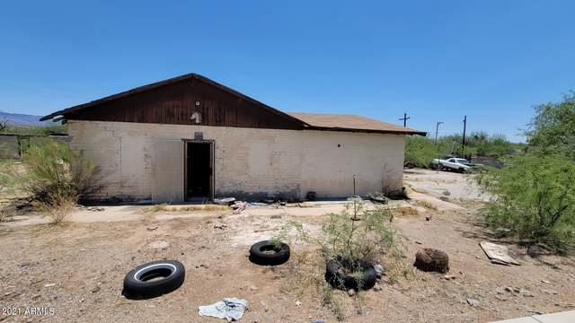 723 N Tiger Drive, Mammoth, AZ 85618 (MLS #6248240) :: Keller Williams Realty Phoenix