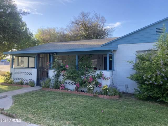 2925 N 19TH Avenue #108, Phoenix, AZ 85015 (MLS #6248252) :: Yost Realty Group at RE/MAX Casa Grande