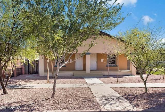133 N 11TH Avenue, Phoenix, AZ 85007 (MLS #6248268) :: CANAM Realty Group