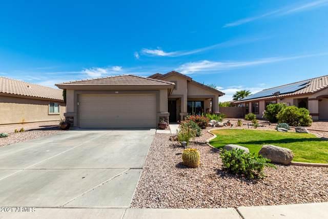 16675 W Cottonwood Street, Surprise, AZ 85388 (MLS #6248276) :: Devor Real Estate Associates