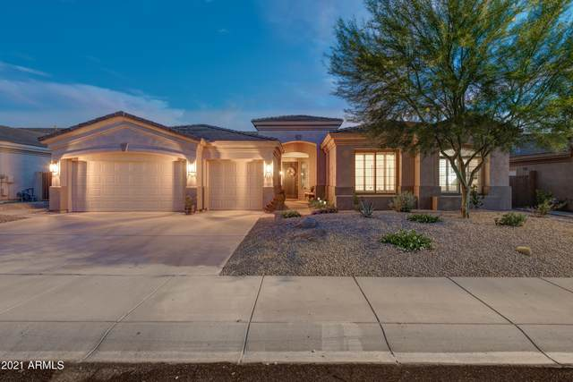 7551 E Tailspin Lane, Scottsdale, AZ 85255 (MLS #6248289) :: Yost Realty Group at RE/MAX Casa Grande