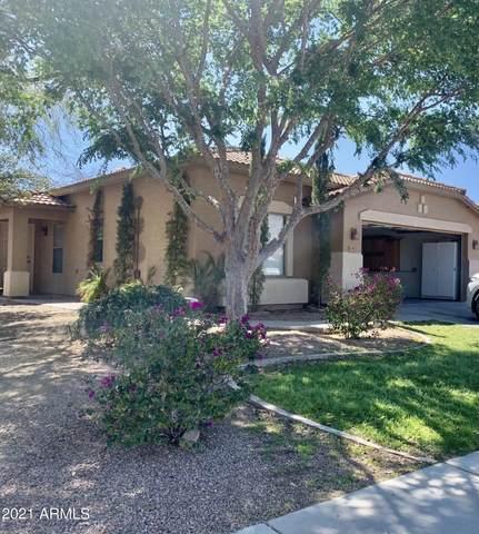 1953 W Allens Peak Drive, Queen Creek, AZ 85142 (MLS #6248294) :: Yost Realty Group at RE/MAX Casa Grande