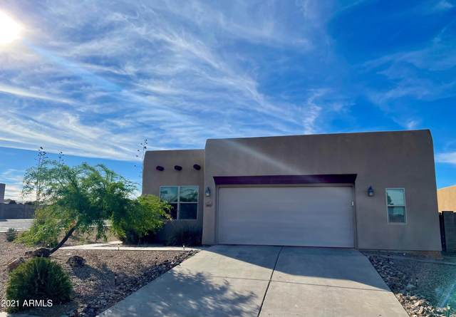 2623 Copper Sky Drive, Sierra Vista, AZ 85635 (MLS #6248308) :: Yost Realty Group at RE/MAX Casa Grande