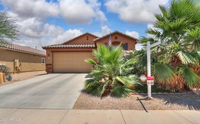 40103 W Bonneau Street, Maricopa, AZ 85138 (MLS #6248344) :: Power Realty Group Model Home Center