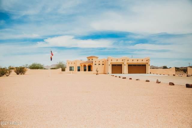 11336 W Woodruff Road, Casa Grande, AZ 85194 (MLS #6248366) :: The Carin Nguyen Team