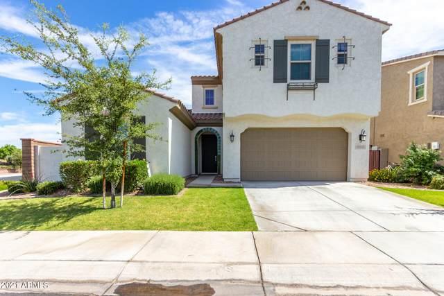 992 W Angel Drive, Chandler, AZ 85248 (MLS #6248367) :: Yost Realty Group at RE/MAX Casa Grande